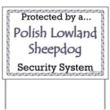 Lowland Security Yard Sign
