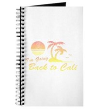I'm Going Back to Cali Journal