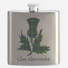 Thistle - Abercrombie Flask