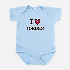 I love Jorden Body Suit