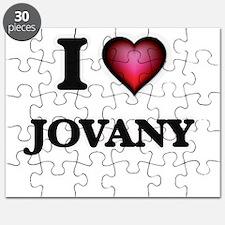 I love Jovany Puzzle