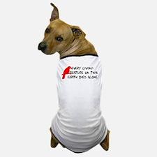 Dies Alone Dog T-Shirt