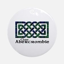 Knot - Abercrombie Ornament (Round)
