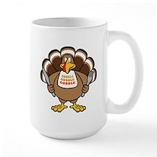 Gobble Turkey Mug