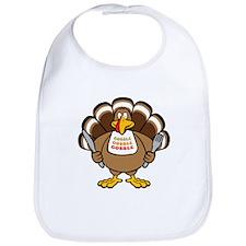 Gobble Turkey Bib