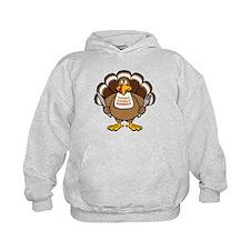 Gobble Turkey Hoodie