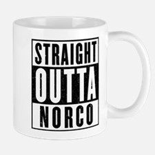 Straight Outta Norco Mugs