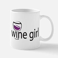 Wine Girl Mug