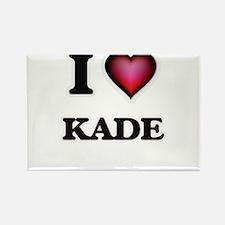 I love Kade Magnets