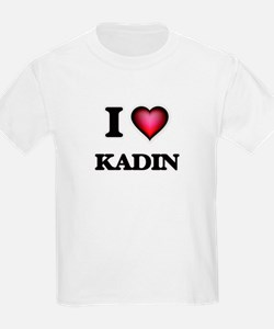 I love Kadin T-Shirt