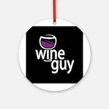 got wine? Ornament (Round)