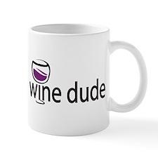 Wine Man Mug