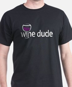 Wine Man T-Shirt