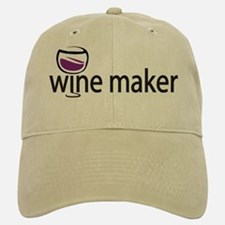 Wine Maker Baseball Baseball Cap