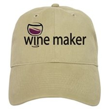 Wine Maker Cap