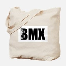 BMX -It's how I roll Tote Bag