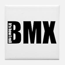 BMX -It's how I roll Tile Coaster