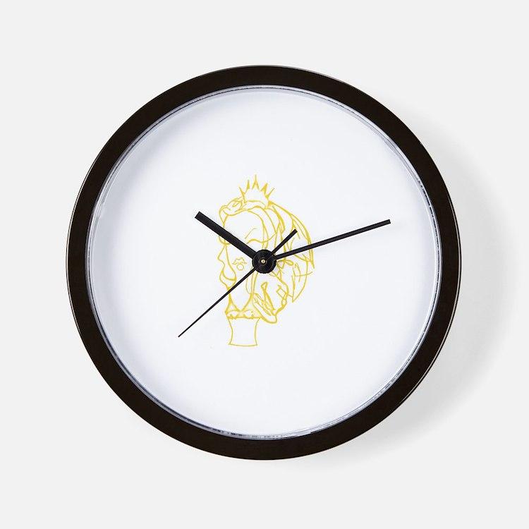 Emily Strange Clocks Emily Strange Wall Clocks Large