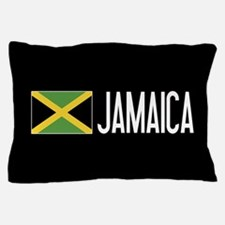 Jamaica: Jamaican Flag & Jamaica Pillow Case