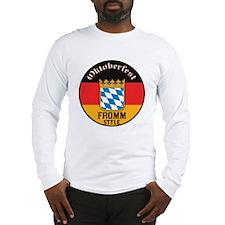 Fromm Oktoberfest Long Sleeve T-Shirt