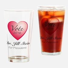 Jill Drinking Glass