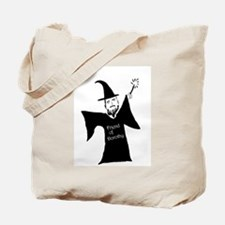 Gay Wizard Tote Bag