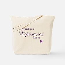 Lipizzaner horse Tote Bag