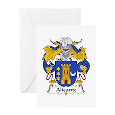 Alicante Greeting Card