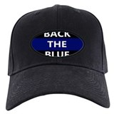 Back the blue Black Hat