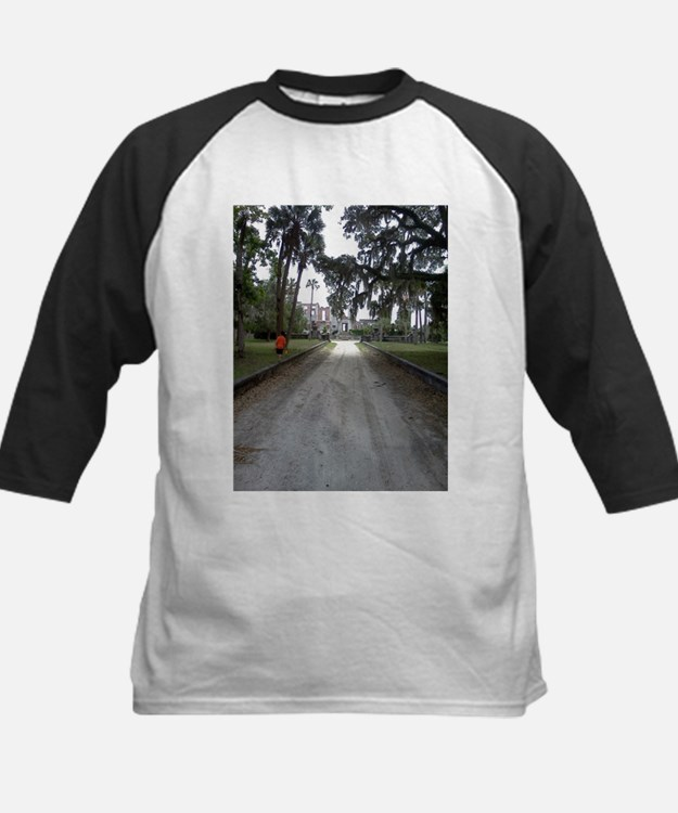 Road to Dungeness Baseball Jersey