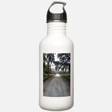 Road to Dungeness Water Bottle