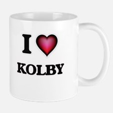 I love Kolby Mugs