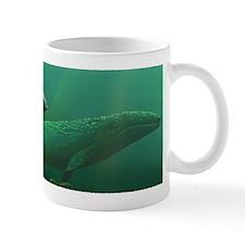 Humpback and Grey Whales Mug