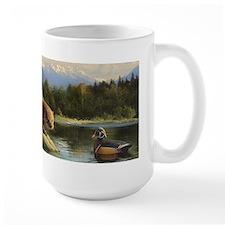 River Otter, Merganzer and Wood Duck Mug