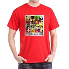 Vive la Raclette! T-Shirt