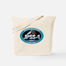 JPSS-1 Logo Tote Bag
