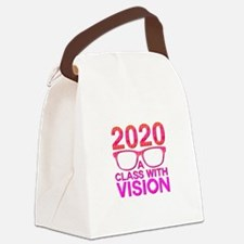 2020 Class with Vision Canvas Lunch Bag