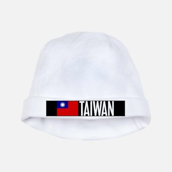 Taiwan: Taiwanese Flag & Taiwan baby hat