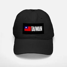 Taiwan: Taiwanese Flag & Taiwan Baseball Hat