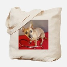Cute Furry kids Tote Bag