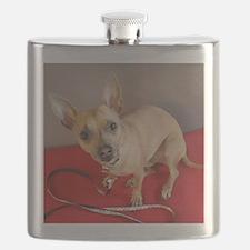 Unique Rescue dad Flask