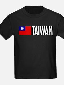 Taiwan: Taiwanese Flag & Taiwan T