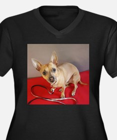 Chihuahua Plus Size T-Shirt