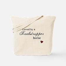 Knabstrupper horse Tote Bag