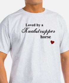 Knabstrupper horse T-Shirt
