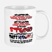 That's PATRIOTISM! Mug