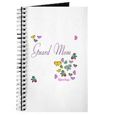Guard Mom Butterflies Journal