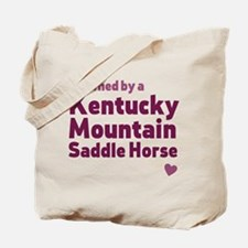 Kentucky Mountain Saddle Horse Tote Bag