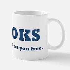 books will set you free Mugs