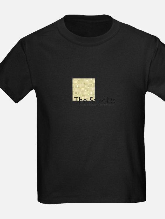 Sandlot Logo Black Text T-Shirt